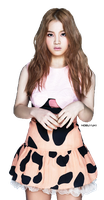 Lee hi render by Nobuyuki7