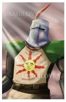 Basking Solaire by UsagiLovex
