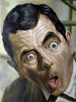 Mr. Bean by SquiDiLee
