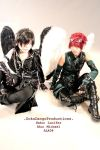 Angel Sanctuary: Cosplay 4 by Akusesu