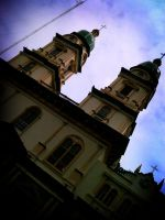 Church by MikePetrucci
