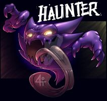 Haunter by Bandof40Artthieves