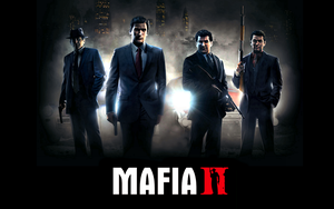 Mafia II Wallpaper Pack by xXmatt69Xx1