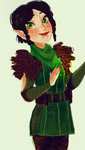 merrill by snownymphs