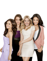 Pretty Little Liars Cast PNG 01 by PngsLiftmeup