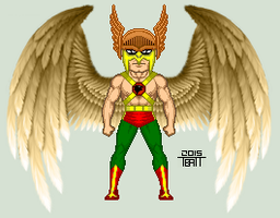 Hawkman by EverydayBattman
