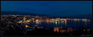 Blue hour by Lidija-Lolic