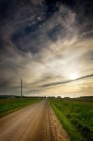 Lake George Road by tfavretto