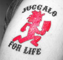Juggalo For Life HatchetMan Ta by DJ-Revx