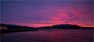 Crazy Colored Sunrise by kongdaniel