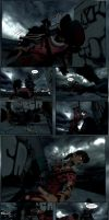 Greycape: Chapter 2 - Island of Death (Page 14) by tigerfaceswe