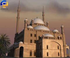 Mohamed Ali Mosque by Gandoza