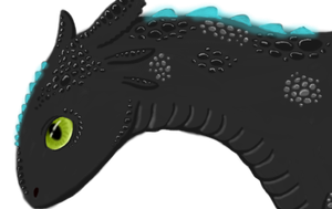 Toothless by Alien-Psychopath