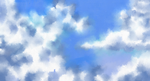 Free Oil Paint Clouds by DraconianRain