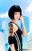 Mirror's Edge Cosplay 09 by Benny-Lee