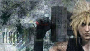 Cloud Strife PSP Wallpaper by PurpleD3