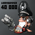 WormHammer 40000 by MIXSAN