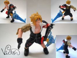 Tidus by VictorCustomizer