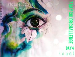 The Nature Stares by Tudalia