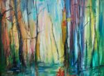 The Colours of the Forest by Zadumana