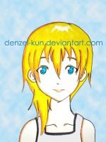 ::namine in markers.:: by denzel-kun