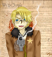 APH: The Fight for Freedom by Starseeker-chan