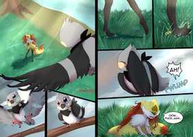 PMDU - WC - MGTasks -  Memory Lure - Page 3-4 by StarLynxWish