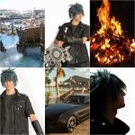 Noctis Aesthetic by AiridAndKaitoCosplay