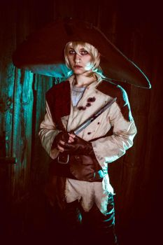 Dragon Age: Inquisition - Cole by love-squad