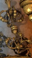 Falling Chandelier by HalTenny