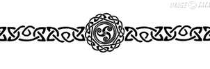 Celtic Wristband Tattoo by satanspawn80