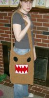 Domo Tote Bag by MimsyGirl