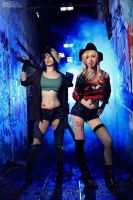 Freddy VS Jason (Shunya Yamashita version) by dandlit