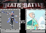 Aqua VS Pearl Death Battle by Ghostdog123765