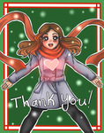 Thank You For 2014! by Hawaiian-Brit