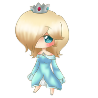 Rosalina by mad-squeeker