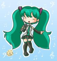 Vocaloid -  Sing by IVchan