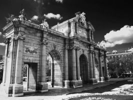 Madrid 2 by grazzievans