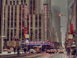 Live from New York Radio City Hall by olideb08