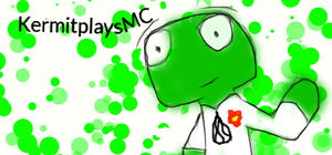 KermitPlaysMC Drawing by katattak2012