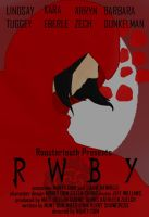 RWBY Movie poster by radionotactive