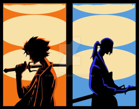 Champloo combo by Whimzart