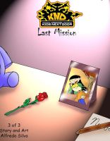 Kids Next Door Last Mission 3 by alfredofroylan2