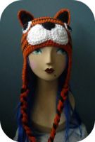 Adult Crochet Tiger Beanie by AAMurray
