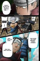 Naruto 624: Hashirama and Tobirama by donjuan1