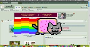 Nyan Cat Family by harpseal16