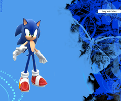 Sonic blue background by tuffpuppy101
