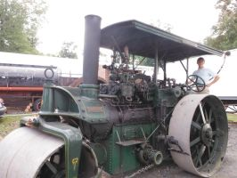 The Steamroller Chap by SteamRailwayCompany