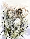Pretty dwarves by lorna-ka