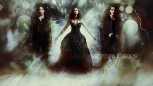 The Vampire Diaries Wallpaper by lucemare